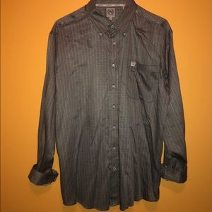 Cinch Button Up - New